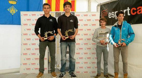 Marc Lladó guanya dues regates