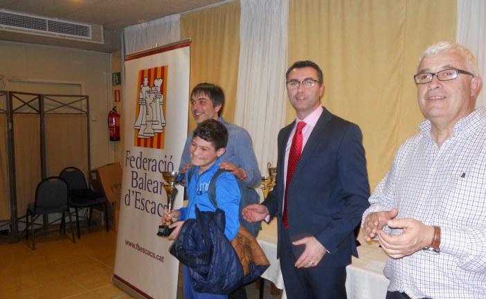Una darrera jornada d'infart al Campionat de Mallorca per Equips d'escacs