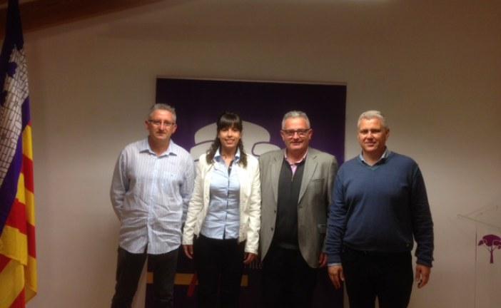 Catalina Servera, candidata a batlessa de Campos pel Pi