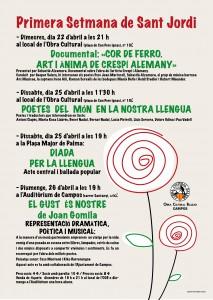 PRIMERA SETMANA SANT JORDI-1