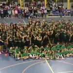 Presentació dels equips del Club Bàsquet Campos