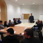Presentació de Campos creatiu, un projecte te per reactivar la societat i l'economia campanera