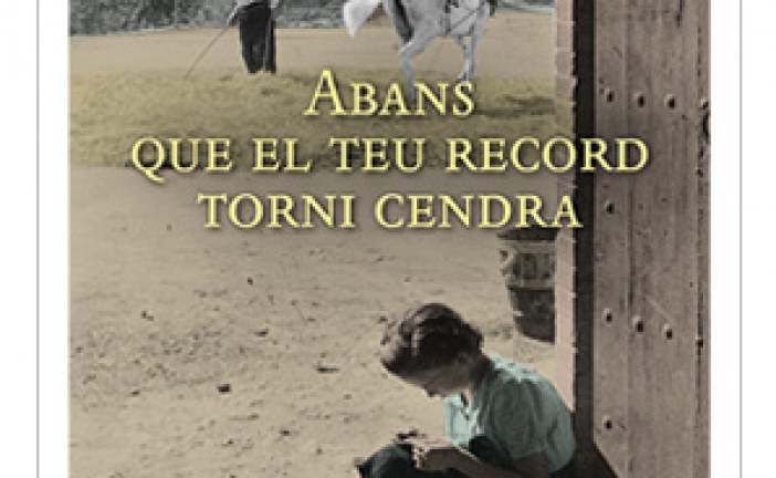 Primera novel·la de la campanera Maria Escalas