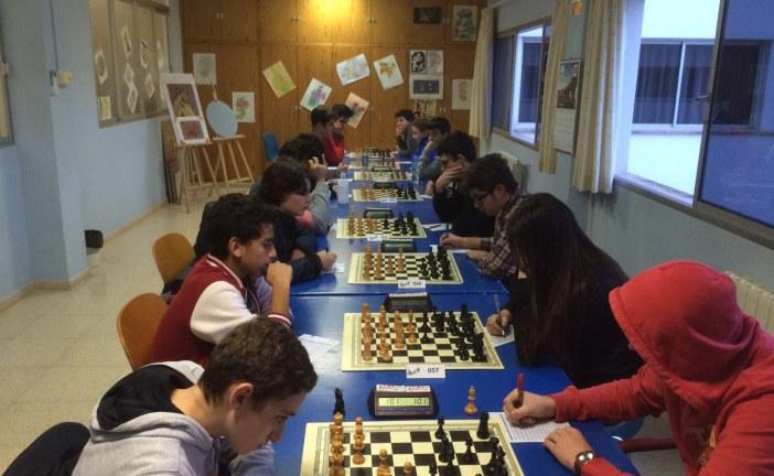 Els campaners lideren el Campionat de Mallorca Escolar sub-16 d'escacs