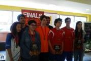 Miquel Lladó, campió de les Illes Balears sub-16 d'escacs