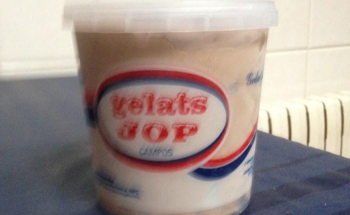 Gelats JOP estrena el seu gelat de garrova