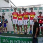 Maties Gornals, Campió d'Espanya de persecució per equips