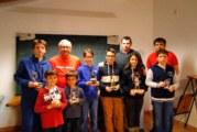 Jaume Andreu Alzamora, campió al Torneig Classificatori Escolar Comarcal d'Escacs