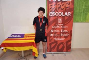 Miquel Bujosa, campió de les Illes Balears d'escacs