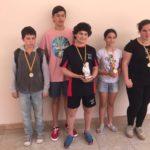 Bon paper al Torneig Internacional d'Escacs Escolar de Llucmajor