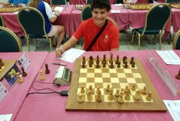 Miquel Bujosa ja juga el Campionat d'Espanya d'escacs