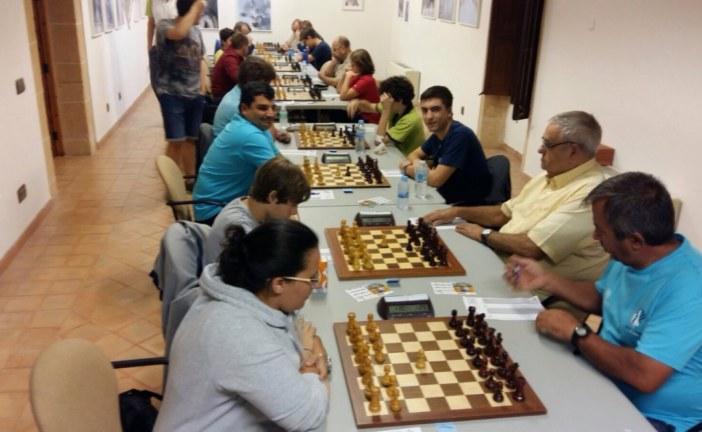 Joan Gayà lidera el XIV Torneig Migjorn d'escacs