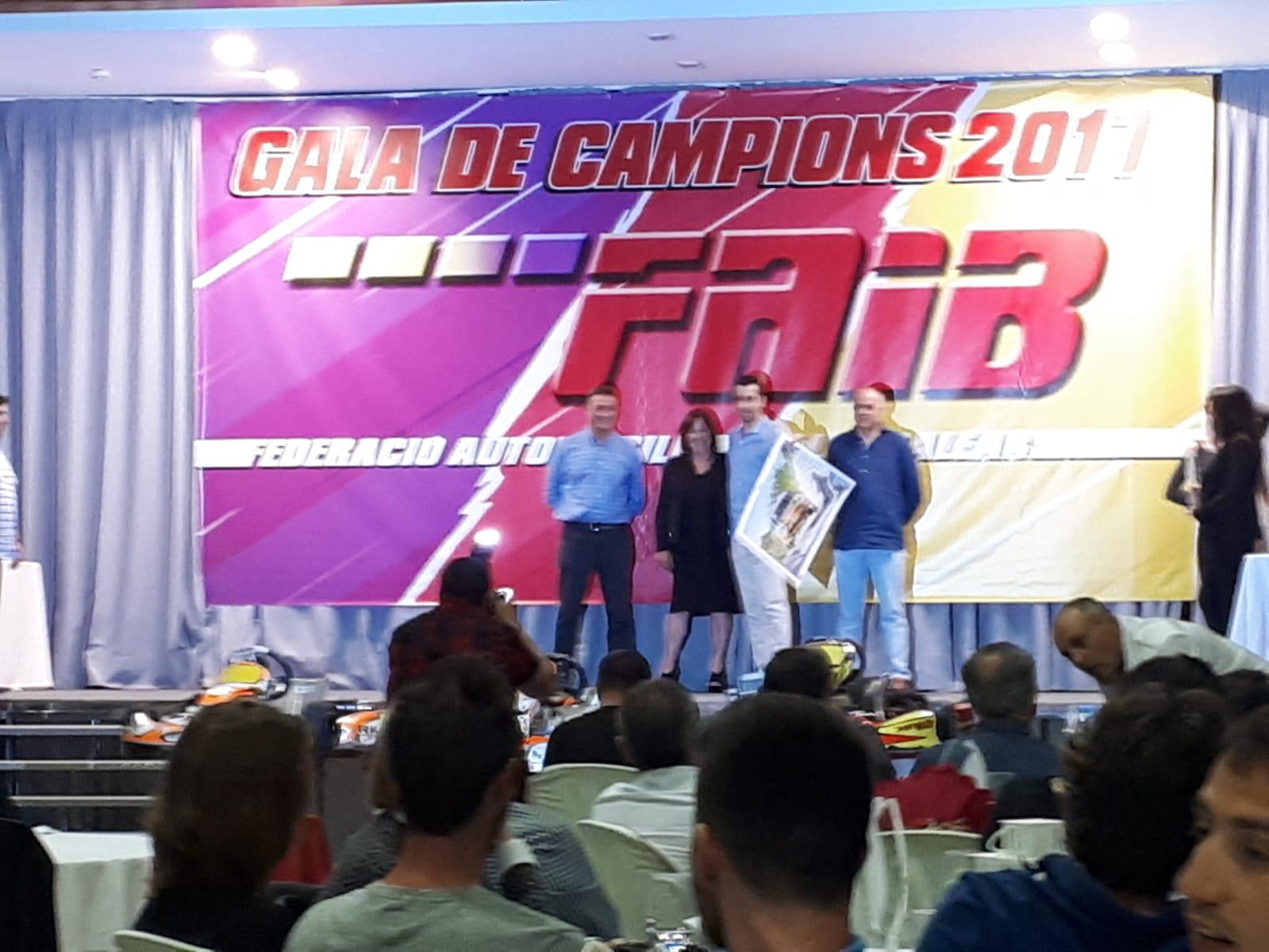 Llorenç Andreu i Pedro Soler, campions de ral·lis 2017