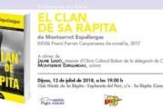 Presentació de la novel·la El clan de sa Ràpita