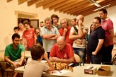 Javier Cisneros, campió del Torneig Migjorn d'escacs
