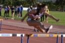 Inés Pascual, triple campiona d'atletisme de les Illes Balears