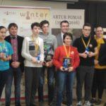 Susana Rubert, campiona de Mallorca sub-16 d'escacs