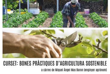 Bones pràctiques en agricultura sostenible