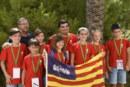 Toni Mulet i Francesc Mulet, al Campionat d'Espanya sub-12 d'escacs