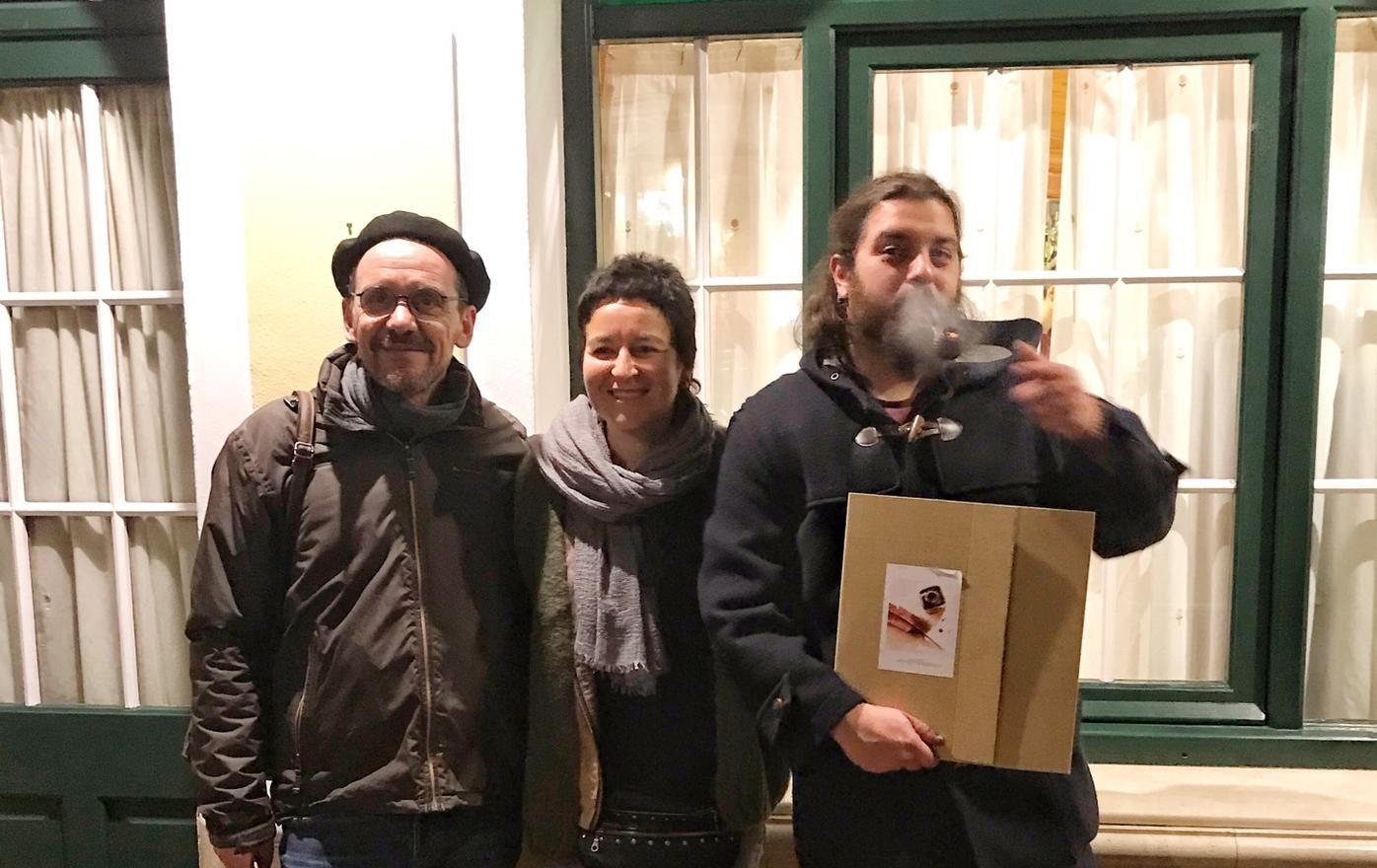 Miquel Àngel Adrover guanya el premi Josep Vivó de glosa escrita
