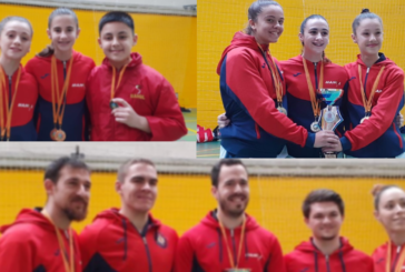El club Hanol, guanya el Campionat de les Illes Balears de taekwondo en la modalitat de poomsaes