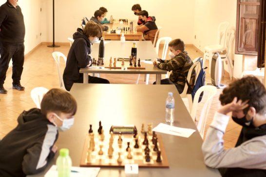 El Club Foment d'Escacs organitza diversos campionats oficials