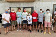 Gran èxit dels escaquistes campaners a Portocolom