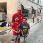 El campaner Sebastià Garcia lidera la classificació del Circuit d'Escacs Escolar del Consell de Mallorca