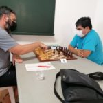 Manuel Queirolo encapçala el Torneig Migjorn d'escacs